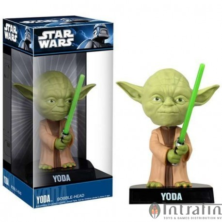 Star Wars Yoda Bobble-Head