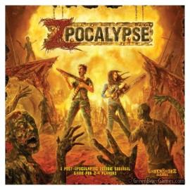 Zpocalypse Core Game