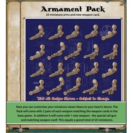 Heavy Steam Armament Pack