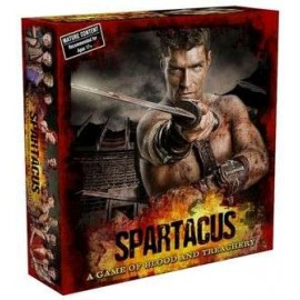 Spartacus Blood and Treachery