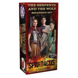 Spartacus The Serpents and The Wolf