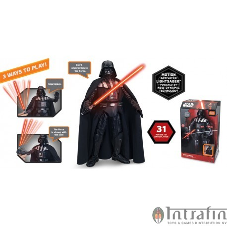 Star Wars - Darth Vader Interactive - 44cm