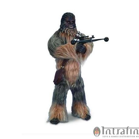 Star Wars EP VII - Chewbacca - Interactive - 44cm