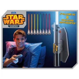 Star Wars - Laser Sabre Deluxe Decoration w/light 8 colors