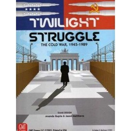 Twilight Struggle Deluxe Edition 6th
