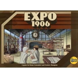 Expo 1906 boardgame Multilingual EN-FR-ES-IT-GER