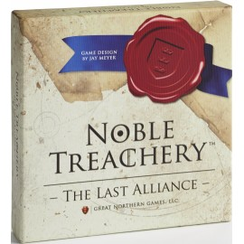 Noble Treachery Board Game