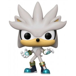 Games: Sonic 30th -Silver the Hedgehog