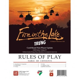Tru'ng bot -Fire in the Lake- board game