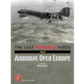 Last Hundred Yard: Airborne Over Europe- board game