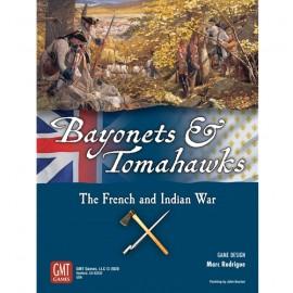 Bayonets and Tomahawks- board game