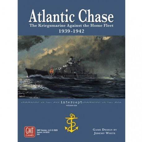 Atlantic Chase- board game