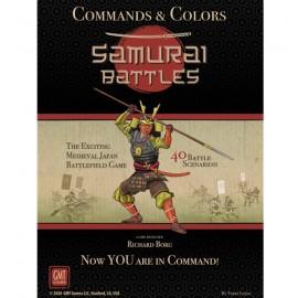 Commands & Colors Samurai Battles- board game