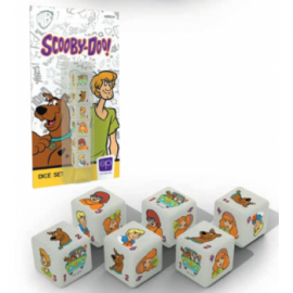 Scooby-Doo Dice Set