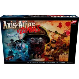 Axis & Allies Zombies boardgame