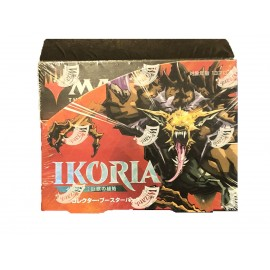MTG Ikoria: Japanese Collector Booster display (12)