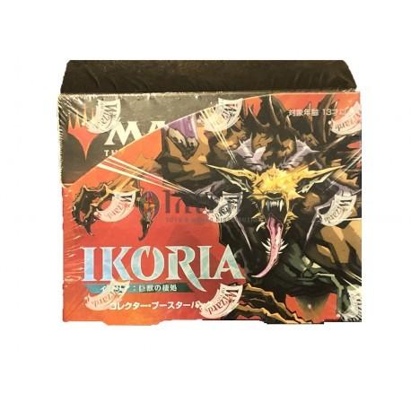 MTG Ikoria: Japanese Collector Booster display (12)