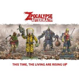 Zpocalypse Aftermath Z Team Alpha
