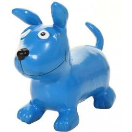 Happy Hopperz Blue Dog