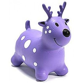 Happy Hopperz Purple Deer