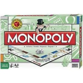 Monopoly Dutch / French