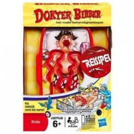 Dokter Bibber Reisspel Dutch