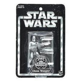 Silver Clone Trooper