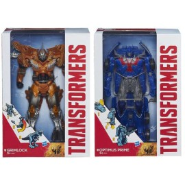 Transformers Movie 4 Flip 'n Change Assortment (3)