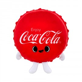 "Funko Plush: Coke- 7"" Coca-Cola Bottle Cap"