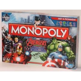 Monopoly Avengers Nederlands