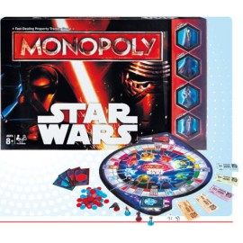 Monopoly - Star Wars EP VII - Dutch/Nederlands