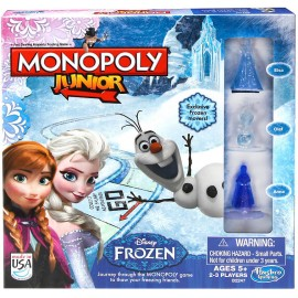 Monopoly Junior Frozen - Nederlands