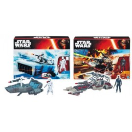 Star Wars EP VII - Vehicles Class II Assortment (3)