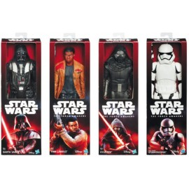 Star Wars EP VII - Titan Heroes 30cm Assortment (8)