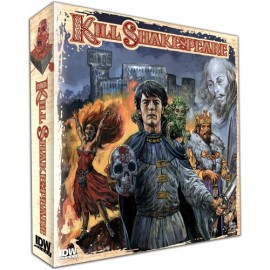 Kill Shakespeare Board Game