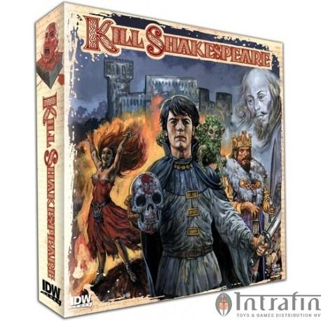 Kill Shakespeare Board Game