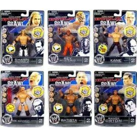 WWE Build n Brawler S 2 (12p)