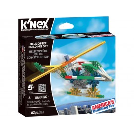 K'Nex Building Set Helicopter