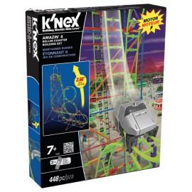 K'Nex Building Sets Amazin' 8 Roller Coaster