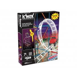 K'Nex Building Set Star Shooter Roller Coaster