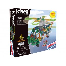 K'Nex Building Sets Transport Chopper
