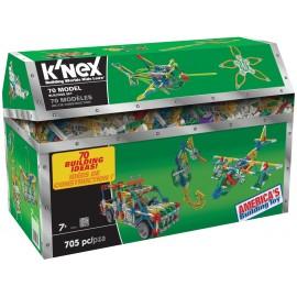 K'Nex Building Set 70 Models