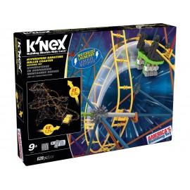 K'Nex hyperspeed hangtime roller coaster