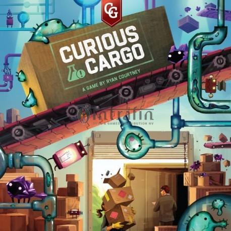 Curious Cargo - board game