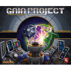 Gaia Project - board game