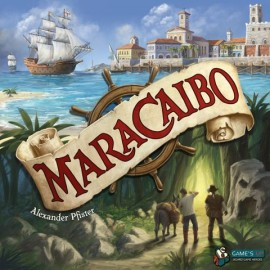 Maracaibo - board game