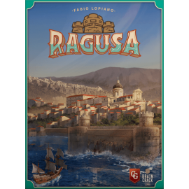 Ragusa - board game
