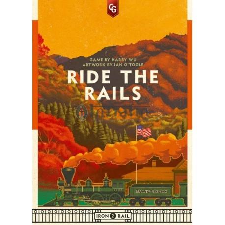 Ride the Rails - board game