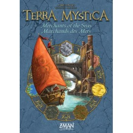 Terra Mystica: Merchants of the Sea - Z-Man Version- board game