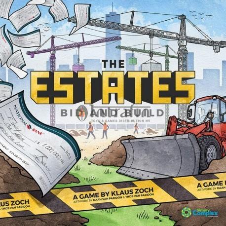 The Estates- board game